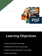 Psych Module 1