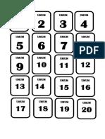 Nomor Antrian Rekam Medis