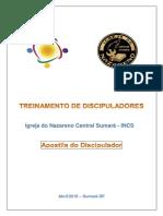 Apostila - Treinamento Discipuladores (30!04!2016) Rev 4