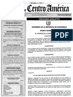 Decreto 22-2017