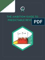 Ambition Predictable Revenue Guide