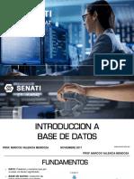 Introduccion a Base de Datos