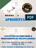Apresentação - Treinamento - Discipuladores (30!04!2016)
