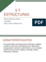Clases y Estructuras