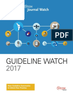 JW Guideline Watch 2017