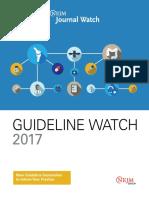JW Guideline Watch 2017