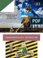 PRIMEROS AUXILIOS Electrocusion