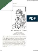 __ Hanshan (b_t 730-850)