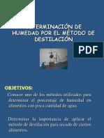 Hudemad Por Destilacion