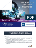 Excel F Financieras