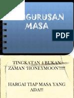 PENGURUSAN MASA t4 2014.pptx