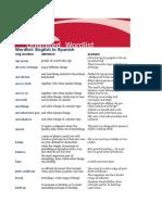 EU Upper Intermediate Glossary by UNIT