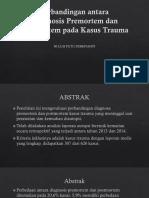 Perbandingan Diagnosis Forensik