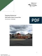 Kosaten Launceston's development application