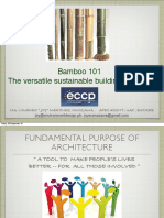 Bamboo 101-Philippine Bamboo Species