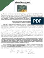 Sodium Bicarbonate - Cancer Cure.pdf