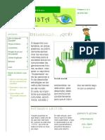"""Eco - Vista Planet """" Desarrollo Sustentable"""""""