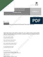 CICLO 2-4. Guía de re-nivelación inglés