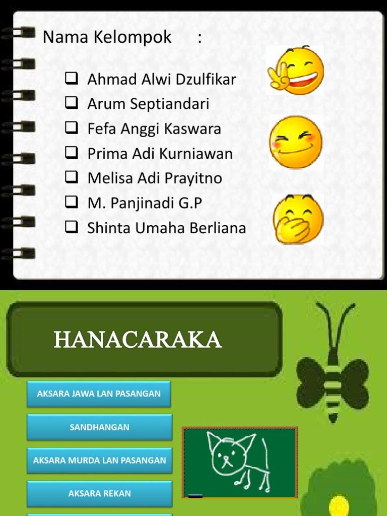 Aksara Jawa Lan Pasangane Just4udakar Com