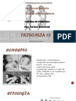 TRISOMIAS 13