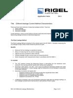 0011 01 Different Leakage Methods
