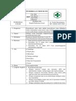 8.1.1.1 Sop Pemeriksaan Urine Rutin