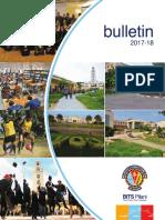 Bulletin 2017 18