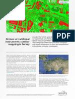 Case Study Corridor Mapping Turkey