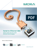 Serial to Ethernet Q&A