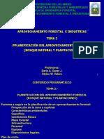 Presentación Aprovechamiento Forestal.- Tema 2.