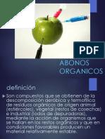 TCO Abonos Organicos Item 3