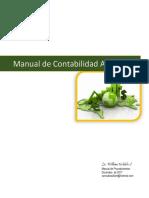 Manual de Contabilidad Ambiental aplicado a empresas en Panamá
