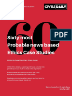 Civilsdaily-Ethics Case Studies Compilation