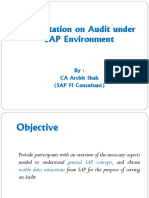 Audit Presentation