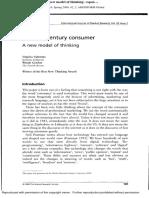 21st Century Consumer_Journal Paper