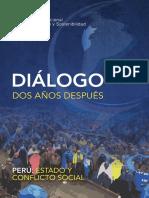 Dialogo, Dos Años Después. Balance de La ONDS