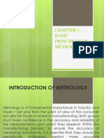 Chapter 1 Introduction of Metrology