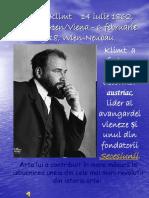 Art Nouveau – Gustav Klimt
