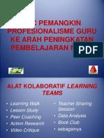 (Pengenalan) Teacher Sharing Session
