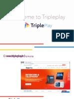 Tripleplay Broadband Pvt Ltd Based in Gurgaon