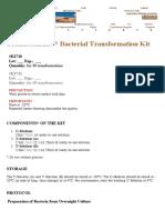 TransformAid Manual