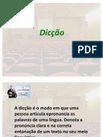 Aula 4 Prof. Janer Costa - Dicção