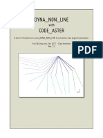 Non Linear Dynamics - Cable_tutorial_rev1