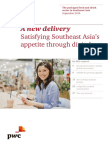Pwc a New Delivery Satisfying Southeast Asias Appetite Through Digital Sept 16