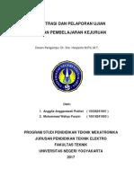 Administrasi Dan Pelporan Ujian
