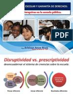 Prácticas disruptivas en la escuela pública.pptx