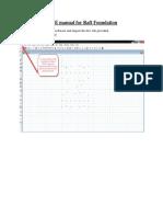 SAFE Manual Raft Slab PDF