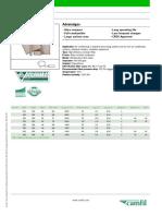 Camfill Ecopleat F8- Compact Type