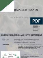 Multi – Speciality Hospital (1)