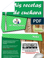 Mis Recetas de Cuchara - eBook de La Cocina Alternativa